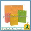 pp marrom sacos de papel kraft para carvãovegetal