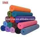 IMI Parts ISO9001 14001 RoHS Certificate Custom Printed Natural Anti-slip yoga classes with yoga mat