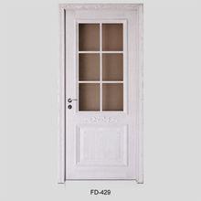 decorative glass partitions bedroom door