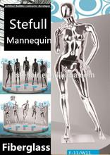 Stefull good quality and charming fiberglass mannequin leg