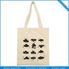 Ecological Plain White Cotton Canvas Bags