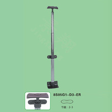 Guangzhou JingXiang Airport Luggage Trolley Accessory Telescopic Carry-On Luggage Parts For Kids Trolley School Bag