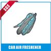 Long lasting fragrance air paper freshener
