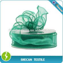 Silk Organza Ribbon for gift packing pet dog wedding decorations