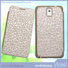 High quality mobile phone leather case cover for samsung galaxy Note3
