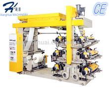 Corrugated carton Flexo Printing Machine,paper material Flexo graphic press