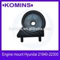 Montagne 21840-22300 moteur hyundai accent