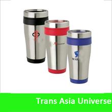 Hot Selling custom cheap stainless mugs traveler