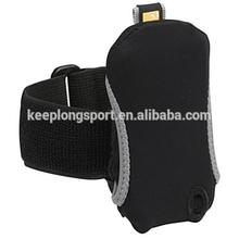 neoprene sport arm mobile phone bag running arm bag cell phone shoulder bag