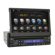1 din universal Android car DVD Player with Auto DVD GPS & Bluetooth & Navigator & Radio