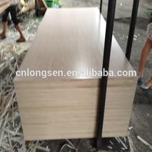 Cabinet Grade Melamine plywood Melamine particle board to South Korea