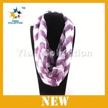 2014 trend 1000pcs MOQ OEM acceptable fashion knitting pattern cable snood loop scarf