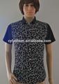 Hombre diseño de la camiseta