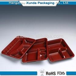 2014 High Quality New Design pp plastic food box