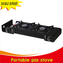 hot sell new design 2 plate gas stove