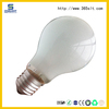 China Jiangsu alibaba express indoor lighting A60 e27 frosted incandescent lamp