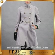 2014 Autumn&Winter Cashmere Women Coat Double Breast Vintage Coat