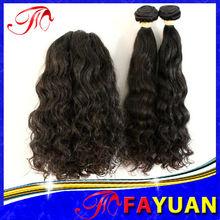 Fayuan clip in hair extension virgin brazilian hair