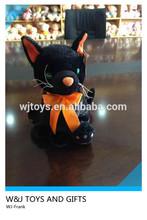 wholesale animal toys plush cats custom plush black cat for baby