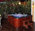 Free eua sexo massager do banho de banheira de água quente; banheira de hidromassagem; ce, iso9001, aea, etl, tuv