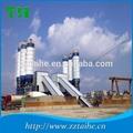 hzs60 60m3/ h محطة خلط الخرسانة، منخفضة التكلفة البسيطة الخرسانة الجاهزة مصنع الاسمنت
