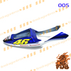 Aftermarket Tail Fairing CBR600 F4i 01 02 03 painting color 005