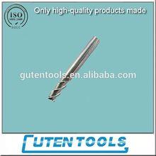 Long Flute Aluminum 3 Blades Cutter Tool/CNC Metal Cutting Aluminum Endmill From China Supplier