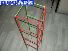 plant support- half- open tomato cage