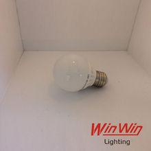 E27 Hotsale 5W ceramic led bulb bu