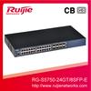 Network RG-S5750-24GT/8SFP-E 32 port optical fiber switch