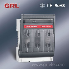 DNH7-400/3 LV electrical switch fuse box cabinet