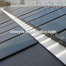 70mm Metal Glass Vacuum Heat Pipe Solar Collector with Solar Keymark, SRCC