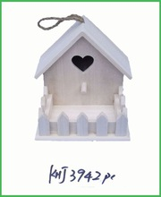 Hot selling Decorative Wooden Birdhouse