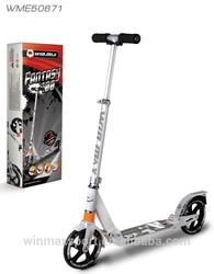 Extreme sport longboard wheels folding Adult Kick Scooter