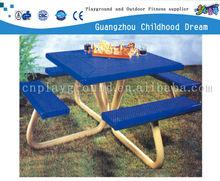 (HD-19406)Metal bench for garden