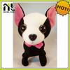 2014 New Design Hot Sales cheap animal dog tube plush dog toys for hot sale