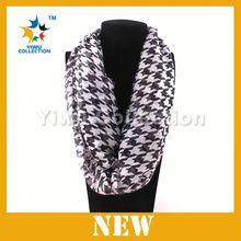 2014 trend 1000pcs MOQ OEM acceptable scarf infinity own print muslim hijab