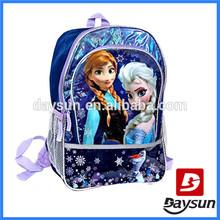 High quality children school bags,frozen backpack
