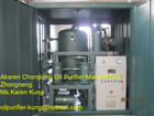 Power Transmission Line Transformer Oil Purification Equipment for Power machines