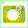 melamine children food tray