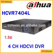 Dahua HCVR7404L hdcvi dvr security cctv dvr system
