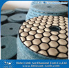 diamond dry hand polishing pads for granite/marble