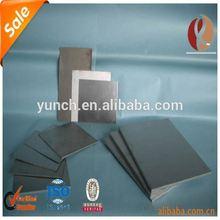 titanium armor plate/platinum
