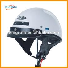 Original ABS plastic dirt bike scooter cool half face superman motorcycle cheap half helmet