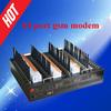 Fatory Produce RJ-45 64 ports gsm modem with bulk sms/mms sending receiving