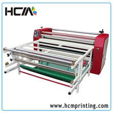 HCM digital dog print polar fleece fabric sublimate machine