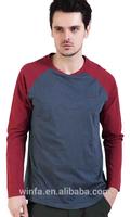 custom polyester sport wear t shirt dry fit men long sleeve sportwear