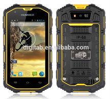 """Hummer H5 4"""" IP67 Dustproof Waterproof Shockproof phone Rugged Mobile phone waterproof"""