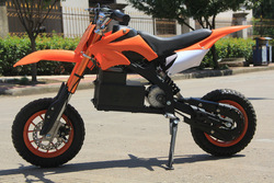 2014 New 350W 24V Electric Dirt bike with small wheels (XW-ED03)