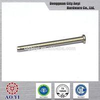 Special branded aluminium hollow rivets